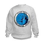 USS HOOPER Kids Sweatshirt