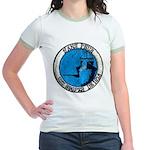 USS HOOPER Jr. Ringer T-Shirt