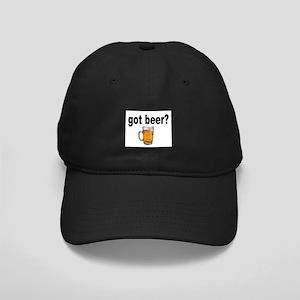 got beer? for Beer Lovers Black Cap