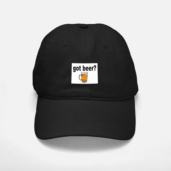 got beer? for Beer Lovers Baseball Hat