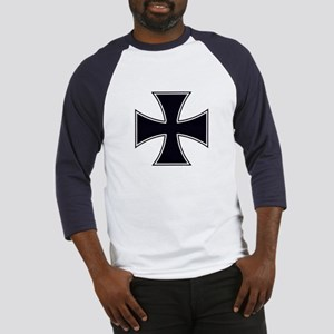 Iron Cross (Front) Baseball Jersey