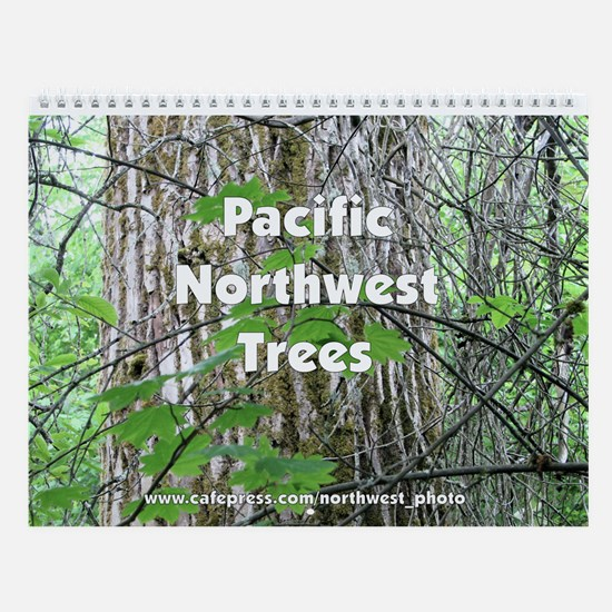 Pacific Northwest Trees Wall Calendar