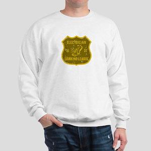 Electrician Drinking League Sweatshirt