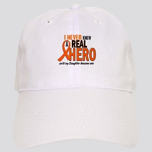 Never Knew A Hero 2 ORANGE (Daughter) Cap