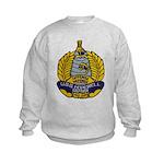 USS HOPEWELL Kids Sweatshirt