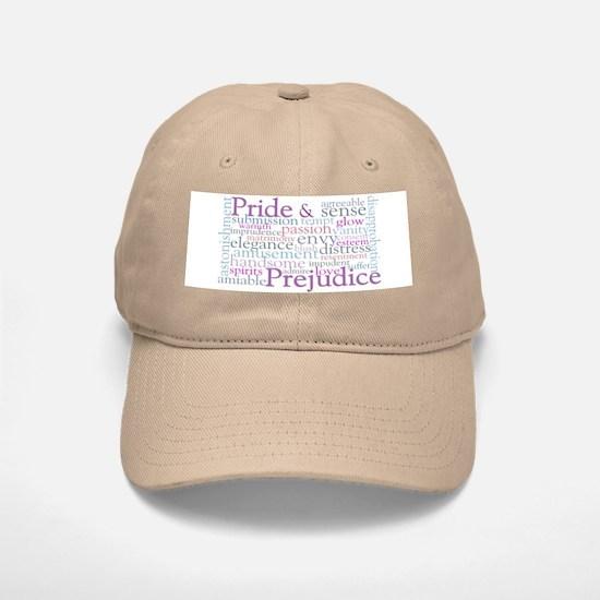 Pride, Prejudice Baseball Baseball Cap
