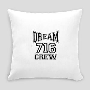 716 crew Everyday Pillow