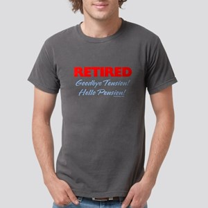 Retired Goodbye Tension T-Shirt