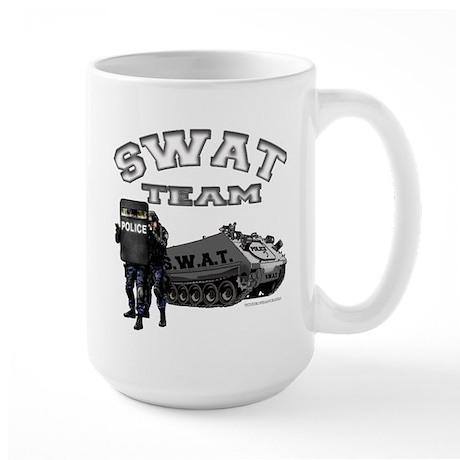 S.W.A.T. Team Large Mug