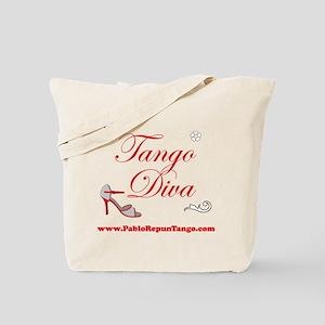 TANGO DIVA Tote Bag