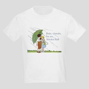 What Rain? Alaska Kids T-Shirt
