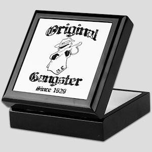 Original Gangster Keepsake Box