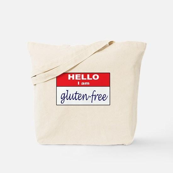I Am... Gluten-Free Tote Bag