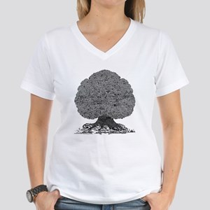American Rock Women's V-Neck T-Shirt