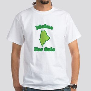 Our World White T-Shirt
