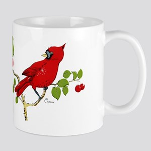 Birds of Trays Mug
