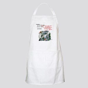 Chattering Hummers(T) BBQ Apron