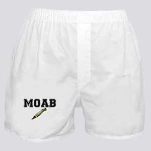 MOAB - MOTHER OF ALL BOMBS Boxer Shorts