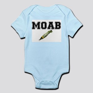 MOAB - MOTHER OF ALL BOMBS Body Suit