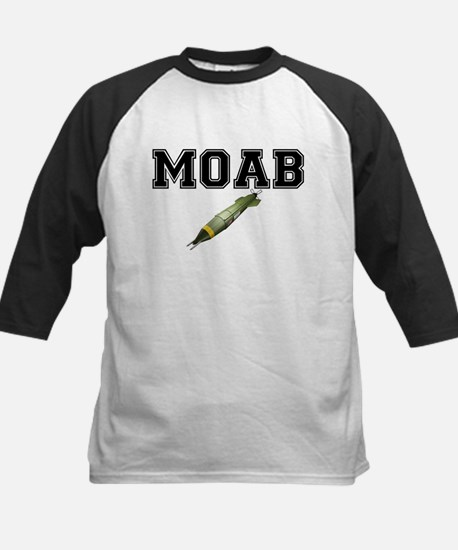 MOAB - MOTHER OF ALL BOMBS Baseball Jersey