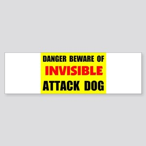 BUT HE CAN SEE YOU! Bumper Sticker
