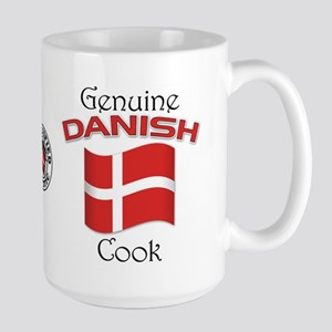 Genuine Danish Cook Large Mug