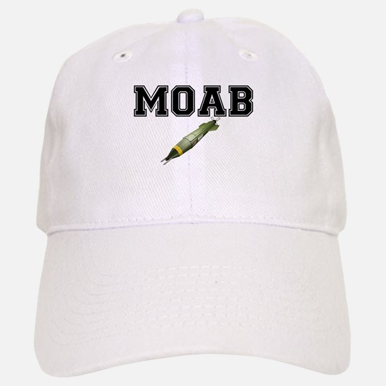 MOAB - MOTHER OF ALL BOMBS Baseball Baseball Cap
