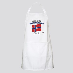 Genuine Nowegian Cook BBQ Apron