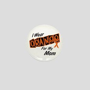 I Wear Orange For My Mom 8 Mini Button