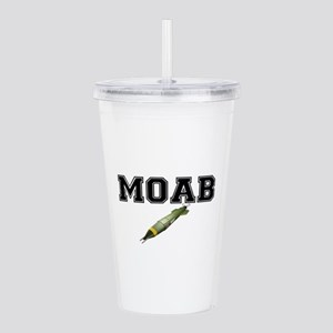 MOAB - MOTHER OF ALL B Acrylic Double-wall Tumbler
