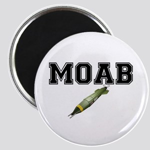 MOAB - MOTHER OF ALL BOMBS Magnets