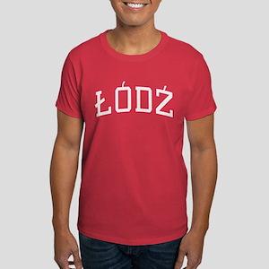 Lodz Colors Dark T-Shirt