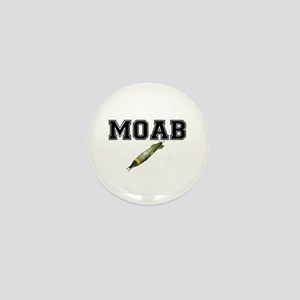 MOAB - MOTHER OF ALL BOMBS Mini Button