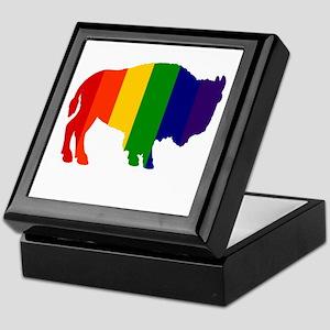 Buffalo Pride Keepsake Box