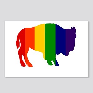 Buffalo Pride Postcards (Package of 8)