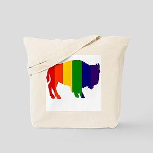 Buffalo Pride Tote Bag