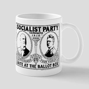 Vintage Eugene Debs Campaign Poster Mug
