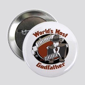 """Outrageous Godfather 2.25"""" Button"""
