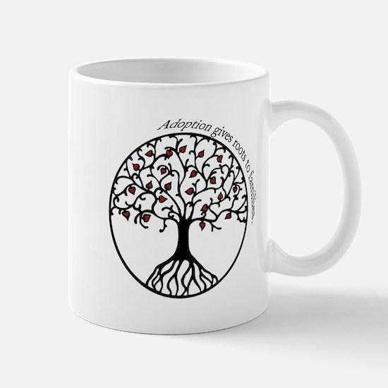 Adoption Roots Mug
