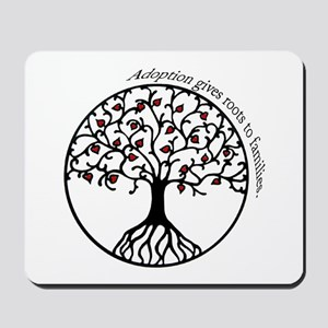Adoption Roots Mousepad