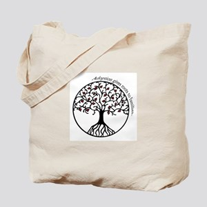 Adoption Roots Tote Bag
