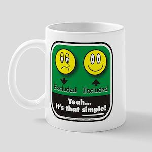 It's That Simple! Mug
