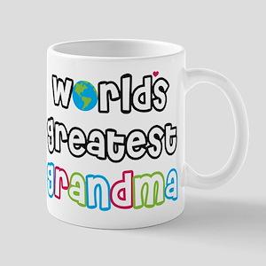 World's Greatest Grandma! Mug