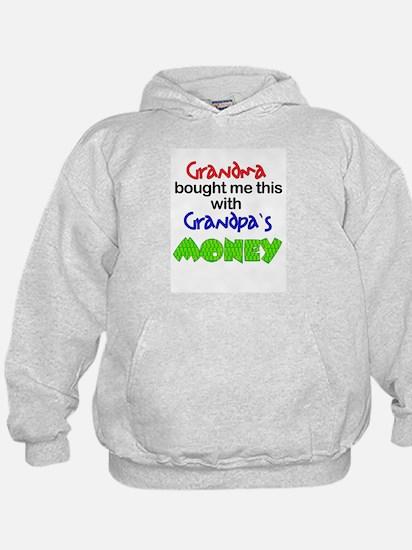 Grandpa's Money Hoodie