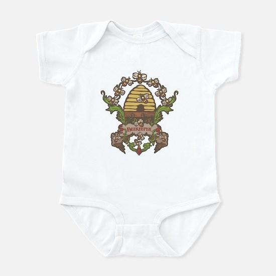 Beekeeper Crest Infant Bodysuit