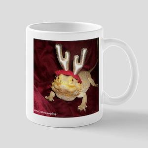 Reindeer Beardie Mug
