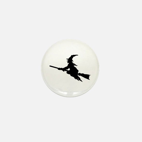 FLYING WITCHES Mini Button