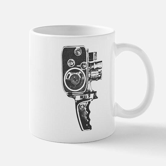 8mm camera Mug