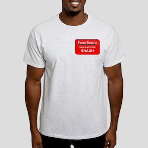 Shaun of the Dead Light T-Shirt