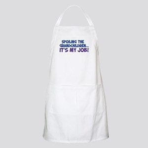SPOILING THE GRANDCHILDREN... BBQ Apron